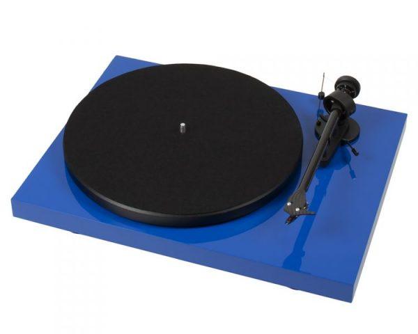 Pro-Ject Debut Carbon DC OM10 blu