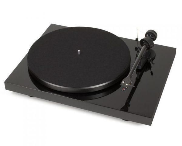 Pro-Ject Debut Carbon DC OM10 black