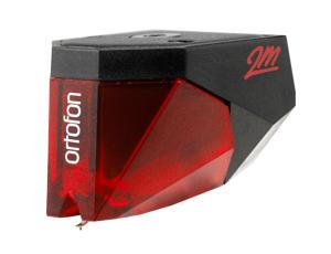 Fonorilevatore MM Ortofon 2M Red