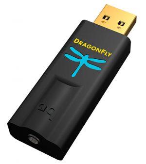 Convertitore Dac Audioquest DragonFly Black