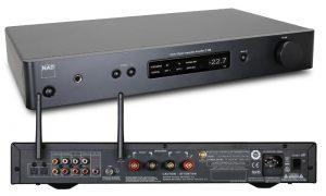 Amplificatore integrato Hybrid NAD C338