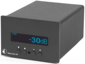 amplificatore Pro-ject Stereo Box DS