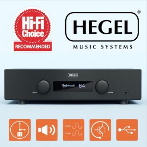 Amplificatore integrato Hegel H190