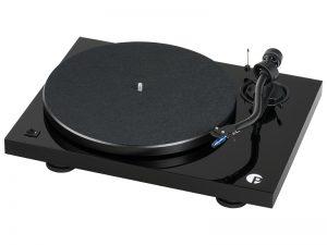 Giradischi Pro-ject Dubut III S Audiophile black