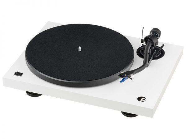 Giradischi Pro-ject Dubut III S Audiophile white