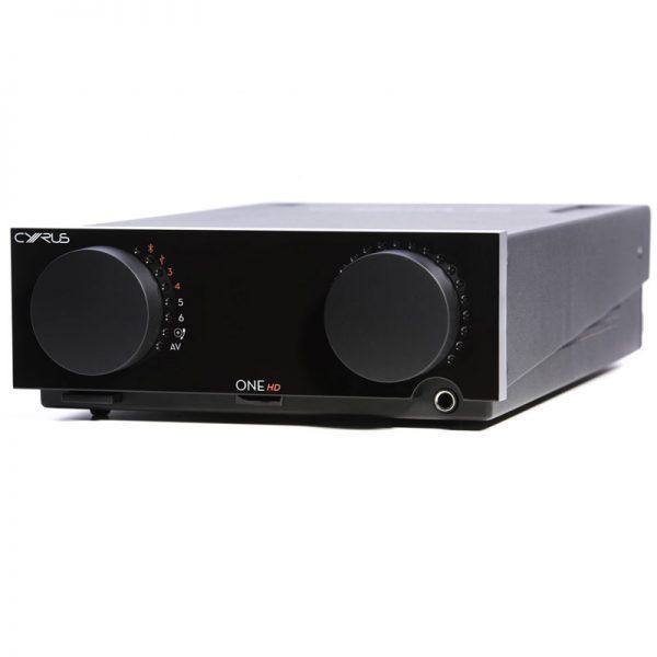 Amplificatore integrato Cyrus one HD