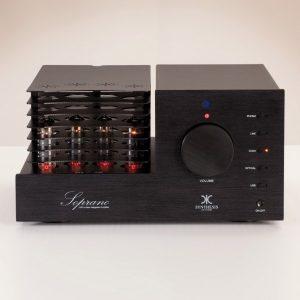 Amplificatore a valvole Synthesis Soprano black