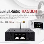 DAC Cocktail Audio HA500H colori
