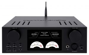 DAC Cocktail Audio HA500H frontale