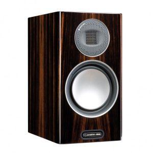 Diffusore da stand Monitor Audio Gold 100 5G Piano Ebony