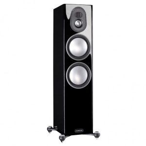 Diffusore da pavimento Monitor Audio Gold 300 5G piano black