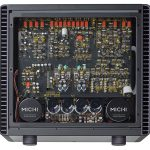 Pre amplificatore stereo Rotel Michi P5 interno