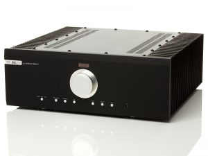 Amplificatore stereo integrato Musical Fidelity M6 500i black
