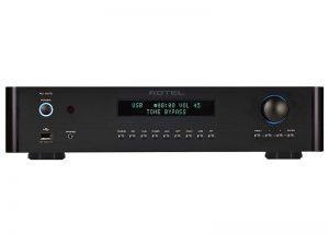 Preamplificatore stereo Rotel RC-1572 black