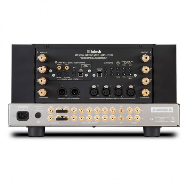 Amplificatore integrato stereo McIntosh MA9000 retro
