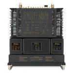 Amplificatore integrato stereo McIntosh MA9000 pannello superiore