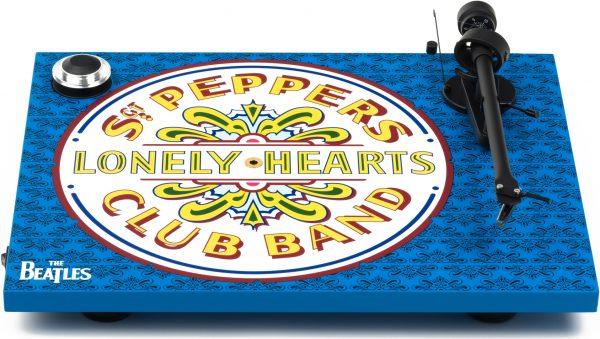 Giradischi Essential III Sgt. Pepper's Drum-0