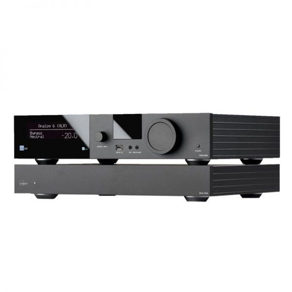 Finale di potenza stereo Lyngdorf SDA-2400 + TDAI-3400