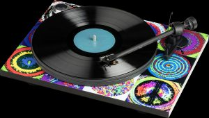 Giradischi Ringo Starr Peace & Love-0