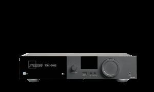 Amplificatore integrato stereo Lyngdorf TDAI-3400 scheda USB