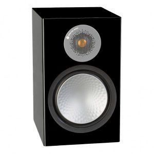 Diffusori da stand Monitor Audio Silver 100 6G high gloss black
