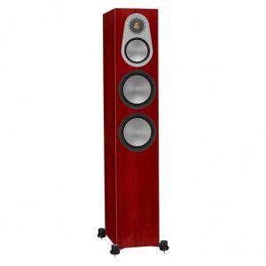 Diffusore da pavimento Monitor Audio Silver 300 6G rosenut
