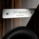 Diffusore da pavimento a 3 vie Bowers & Wilkins 702 Signature targa