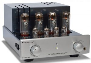 Amplificatore integrato a valvole Prima Lune Evo 100 integrato silver
