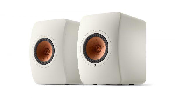 Sistema attivo Kef LS50 Wireless II Bianco minerale