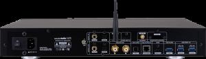 Streamer di rete Cocktail Audio N25 back