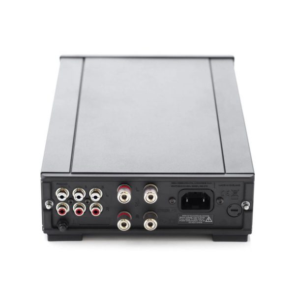 Amplificatore integrato Rega Io connessioni