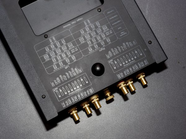Pre amplificatore phono Hegel V10 setup